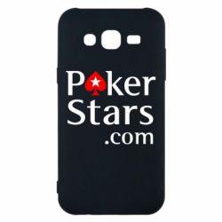 Чехол для Samsung J5 2015 Poker Stars