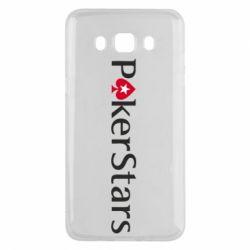 Чохол для Samsung J5 2016 Покер Старс