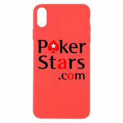Чехол для iPhone Xs Max Poker Stars