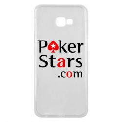 Чехол для Samsung J4 Plus 2018 Poker Stars