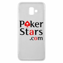 Чехол для Samsung J6 Plus 2018 Poker Stars