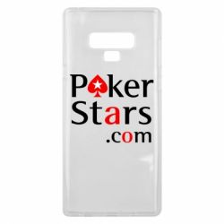 Чохол для Samsung Note 9 Poker Stars
