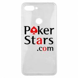 Чехол для Xiaomi Mi8 Lite Poker Stars