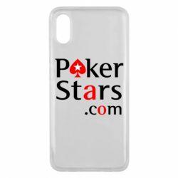 Чехол для Xiaomi Mi8 Pro Poker Stars