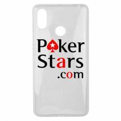 Чехол для Xiaomi Mi Max 3 Poker Stars