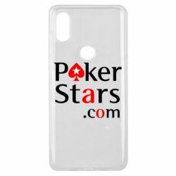 Чехол для Xiaomi Mi Mix 3 Poker Stars