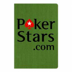 Блокнот А5 Poker Stars