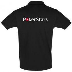 Футболка Поло Покер Старс - FatLine