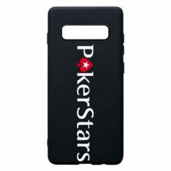 Чохол для Samsung S10+ Покер Старс