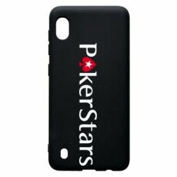 Чохол для Samsung A10 Покер Старс
