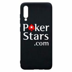 Чехол для Samsung A70 Poker Stars