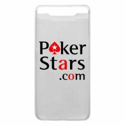 Чехол для Samsung A80 Poker Stars