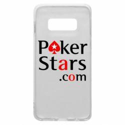 Чехол для Samsung S10e Poker Stars