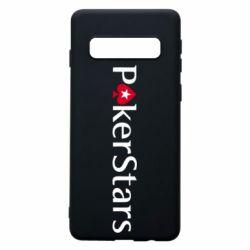 Чохол для Samsung S10 Покер Старс