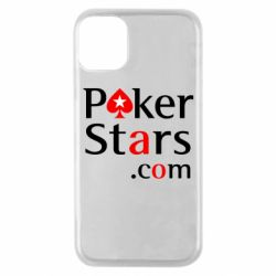 Чехол для iPhone 11 Pro Poker Stars