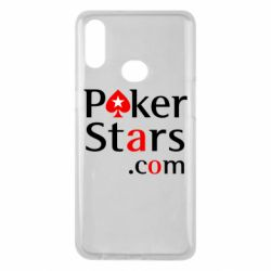 Чехол для Samsung A10s Poker Stars