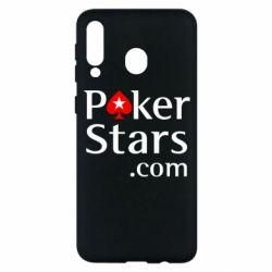 Чехол для Samsung M30 Poker Stars
