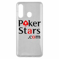 Чехол для Samsung M40 Poker Stars