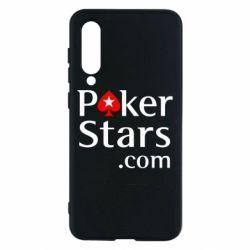 Чехол для Xiaomi Mi9 SE Poker Stars