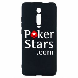 Чехол для Xiaomi Mi9T Poker Stars