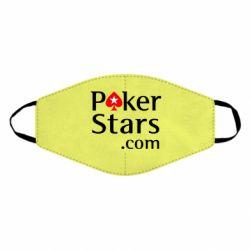 Маска для лица Poker Stars