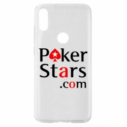 Чехол для Xiaomi Mi Play Poker Stars