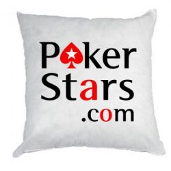 Подушка Poker Stars - FatLine