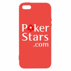 Чехол для iPhone5/5S/SE Poker Stars