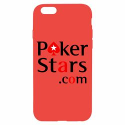 Чехол для iPhone 6/6S Poker Stars