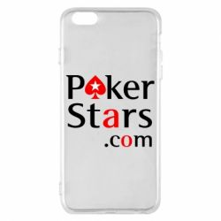 Чехол для iPhone 6 Plus/6S Plus Poker Stars