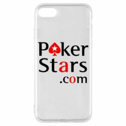 Чехол для iPhone 7 Poker Stars