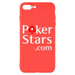 Чехол для iPhone 7 Plus Poker Stars