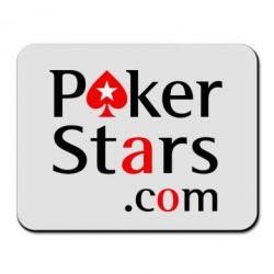 Коврик для мыши Poker Stars - FatLine