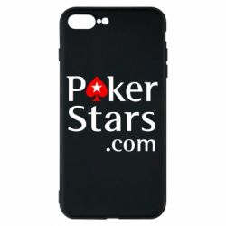 Чехол для iPhone 8 Plus Poker Stars
