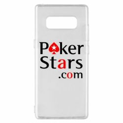 Чехол для Samsung Note 8 Poker Stars