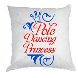 Подушка Pole Dancing Princess
