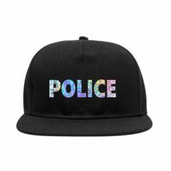 Снепбек Police голограмма