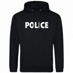 Мужская толстовка POLICE - FatLine
