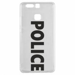Чехол для Huawei P9 POLICE - FatLine