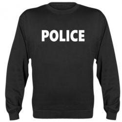 Реглан (свитшот) POLICE - FatLine