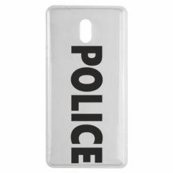 Чехол для Nokia 3 POLICE - FatLine