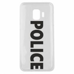 Чехол для Samsung J2 Core POLICE