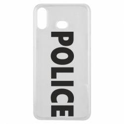 Чехол для Samsung A6s POLICE