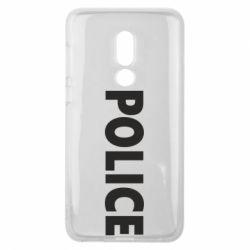 Чехол для Meizu V8 POLICE - FatLine