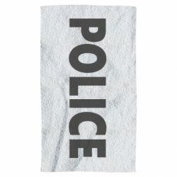 Полотенце POLICE