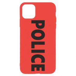Чехол для iPhone 11 Pro Max POLICE