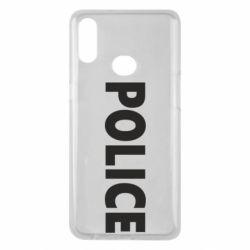 Чехол для Samsung A10s POLICE