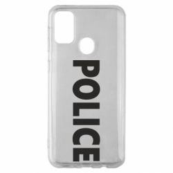 Чехол для Samsung M30s POLICE