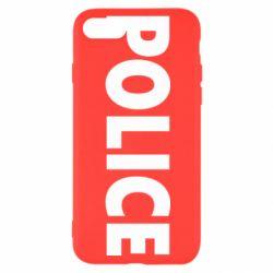 Чехол для iPhone 8 POLICE