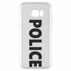 Чехол для Samsung S7 EDGE POLICE